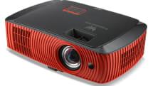 ゲーミングプロジェクターPredator Z650は約16万円で7月5日発売。1.5mで100インチの単焦点、色再現性とゲームモードが売り