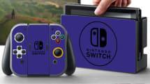 Nintendo Switchを懐かしのゲーム機風にするステッカー発売。海外スーファミ風やゲームキューブ風など