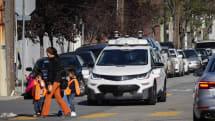 GM、自動運転車テスト中のバイク接触・転倒事故で訴えられる。過失割合はどうなる