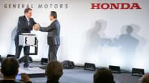 ホンダとGMが燃料電池生産の合弁会社を設立。製造コスト減と電池の低廉化も視野