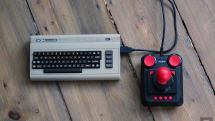 コモドール64復刻版の「THEC64 Mini」、北米で10月販売開始。USBキーボードでプログラミングも可能
