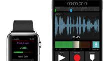 Apple Watchから操作できる音声レコーダMeta Recorder、録音レベル調整も対応