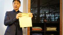 全自動洗濯物たたみ機『ランドロイド』185万円で予約開始。衣類の画像認識でコーデ提案サービスも
