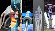 通信途絶のX線天文衛星ひとみ続報・リアルな動きのタコボット・SCHAFTの変形2足歩行ロボット(画像ピックアップ27)