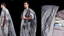 着用者を電子的に隠すマント CHBL Jammer Coat。金属繊維で電波を遮断