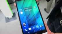 HTC Desire 820 発表、展示なく担当者がこっそり所持。8コアSnapdragon、前面8MPカメラ搭載、ユニボディ設計