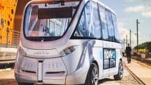 安全性は大丈夫? 自動運転バスがスイスで公共交通機関として運用開始
