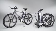 フォード、分割収納できる電動自転車 MoDe:Flex 発表。マルチモード通勤を提案