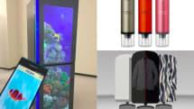 ハイアール『冷蔵ディスプレイ』AQUA DIGI, 手持ち洗濯機COTON等ミライ家電を例大祭出展 #egfes