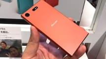 動画: Xperia XZ1 Compact は小さくてハイスペック。「5秒前の笑顔、撮らせてください」そんなデモ披露