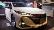 高いEV性能が魅力ーートヨタ「プリウスPHV」が絶好調、目標台数の約5倍を受注