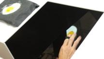 NHK技研公開:映像内のものに触れる力覚・触覚提示装置。画面からキャラが出てくるAR演出も