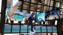渋谷ロフトに『Galaxy Cafe』が期間限定オープン。ハワイをテーマにS7 edgeやGear VRを体験可能