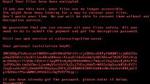 欧州・ロシアで新種ランサムウェアBad Rabbitが拡散中。Flashアップデータ装い、ビットコイン要求