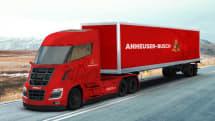 「バドワイザー」製造会社が800台の水素燃料電池トラックをニコラ・モーターに発注。テスラ・セミは40台