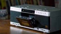 カセットテープでもアップコンバートでハイレゾ相当の音質を再現できるラジカセ登場。Bluetooth再生にも対応