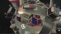 僅か0.887秒でルービックキューブをクリアするロボットが登場、ギネス申請中(動画)