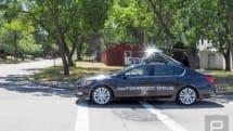 ホンダが米国のゴーストタウンで自動運転車を走行試験中。悪条件の路面走行精度向上に寄与