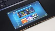 ディスプレイ内蔵タッチパッド搭載ノートPC「ASUS ZenBook Pro 15 UX580」実機レビュー