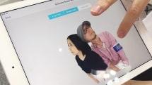 動画:iPadで3Dスキャン、立体ポートレイト「Piroue3D」 を体験してきた