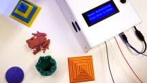 単色3Dプリンタを力技で4色対応にするPalette発表。複数素材を継いで単フィラメント化