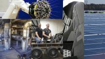 猫ヒゲセンサーロボ・クラタスと対決のMegabot、足にV8エンジン搭載・太陽熱発電所、焼ける(画像ピックアップ33)