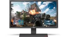 プロゲーマー監修の27型ゲーム用モニタをBenQが発表。格闘ゲーム用画面モードなど、家庭用ゲーム機向けの機能を搭載