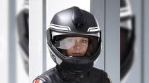 BMW、ライダーに速度や道路情報を表示するHUD内蔵ヘルメットを発表。数年以内の量産を目指す