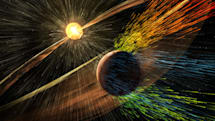 NASA、火星テラフォーミングへ磁気シールド構想を発表。太陽風防ぎCO2を保持、温室効果で氷を海に