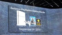プレイステーション4新色は『グレイシャー・ホワイト』、Destiny同梱でこの秋発売