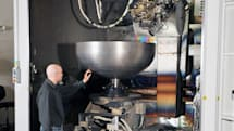 3Dプリントで宇宙船製造が早く、安く。ロッキード・マーティンが280リットル大チタンドームを印刷