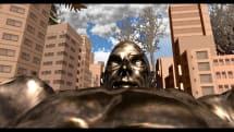 ドスパラVRパラダイスでデジハリ学生作品を体験。VRとバカゲーについて悩む