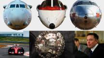 航空機の顔写真・iPhoneのロック解除技術が流出・フェラーリF1、エンジンに3D印刷部品を採用へ(画像ピックアップ67)