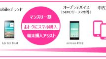UQ mobile、ゲオで販売するauの中古スマホを割引サービスの対象に指定