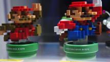 任天堂 amiibo 新ラインナップ写真ギャラリー (E3 2015)。どうぶつの森や30周年マリオも