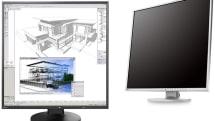 EIZOの正方形1920x1920液晶モニタEV2730Qは1月30日発売、直販12万9600円