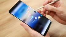 au版Galaxy Note8にAndroid 8.0アップデート配信開始、マルチタスク機能を強化