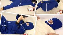 「寝落ちマスク」「着たままトイレシステム」......人を堕落させるルームウェア「ダメ着」発売