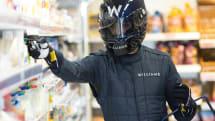 ウィリアムズ、F1の空力技術でスーパーの食品ケースを改善。冷気漏れとCO2排出量を削減