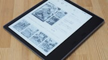 新Kindle Oasis速攻レビュー。画面サイズ拡大や高速化など大幅強化、マンガ読みのための電書リーダーに