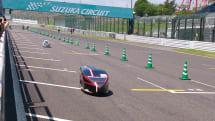 乾電池40本で鈴鹿サーキットを駆る。オリジナルEVレース「Ene-1 GP SUZUKA」8月6日開催