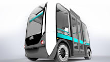 IBMのAI Watsonが車掌な自動運転バス『Olli』がワシントンDCで運行開始。車掌は運転をせず乗客との会話役に