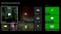 Xbox One にPreview Dashboardアプリ、アップデート新機能をクエストに見立ててクリア