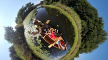 動画:Insta360 ONEはここが凄い、360撮影できるハイスピード自撮りカメラ徹底レビュー