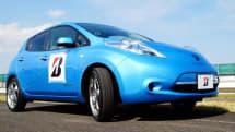 えっ、タイヤは細い方がいい!? ブリヂストンの次世代低燃費タイヤ技術「ologic」を日産リーフで検証