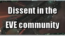 EVE Evolved: Dissent in the EVE community