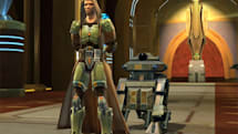 SWTOR finds a companion for the Jedi knight