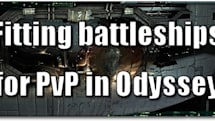 EVE Evolved: Fitting battleships for PvP in Odyssey