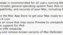 Latest build of Mac OS X 10.6.8 hints at Lion upgrade path through Mac App Store