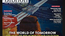 NYPL Biblion: World's Fair iPad app a compelling look at yesterday's future